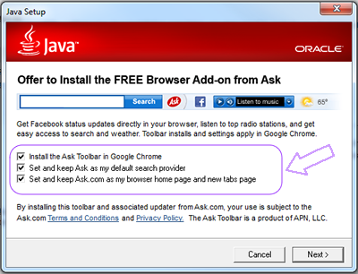 java-ask