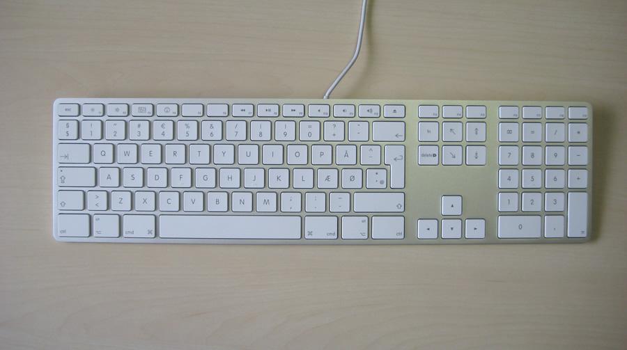 Brug apples tastatur til windows - Er finestra mac ...