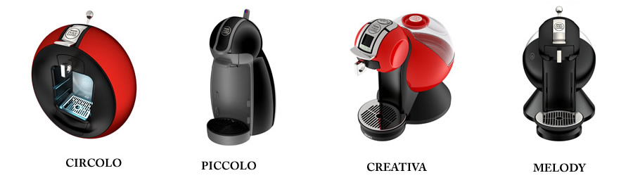 dolce gusto automatisk