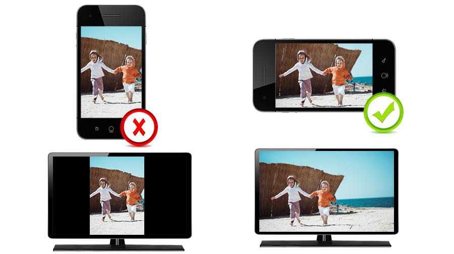mobil-kamera-retning