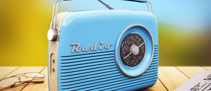 Radio med tidens musik